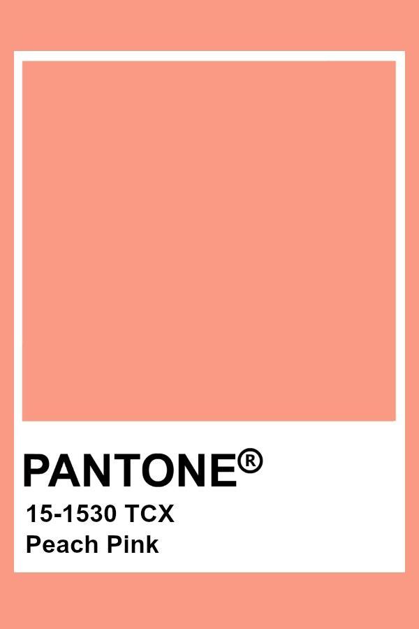 Resultado de imagen para pantone pink peach