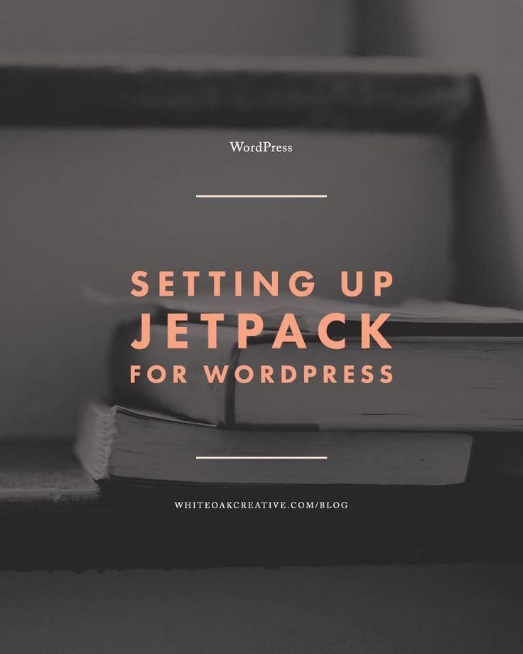 What Jetpack settings to use to ensure you are getting the most out of your WordPress website and/or blog.