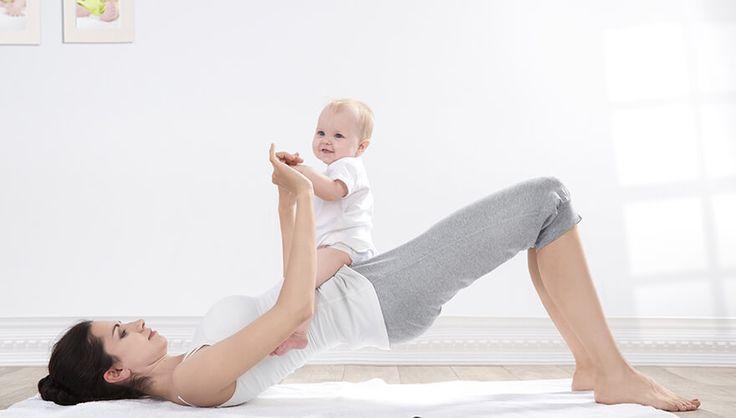 Lekker bewegen en oefeningen om na je zwangerschap weer terug in vorm te komen. Lees hier buikspier oefeningen die je na de zwangerschap helpen in vorm .