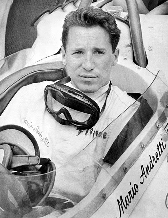 Mario Andretti. Only man to win F1 World Championship, Indy 500, and Daytona 500. #MAXIMUM #MAXIMUMFORMEN