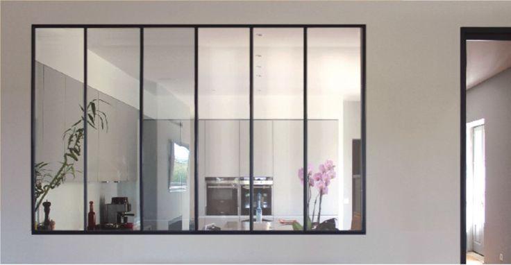 Verrière d'atelier standard Lapeyre Verrière d'atelier Lapeyre – 559€ pour 3 panneaux – à partir de mars 2015