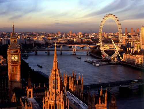 London- the place I think I was supposed to be born instead. ((amen! to original pinner!))