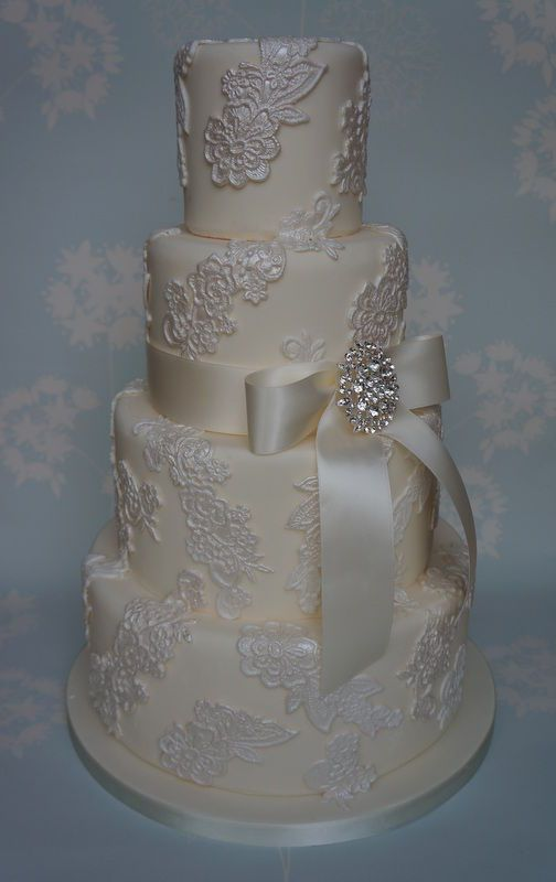 lace wedding cake 21 best images about lace cake ideas on 5374