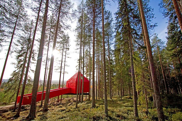 The Wildest Travel Accommodations in the World Photos | Architectural Digest