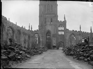 COVENTRY, SPRING 1944: EVERYDAY LIFE IN COVENTRY, WARWICKSHIRE, ENGLAND, UK, 1944 | Imperial War Museums