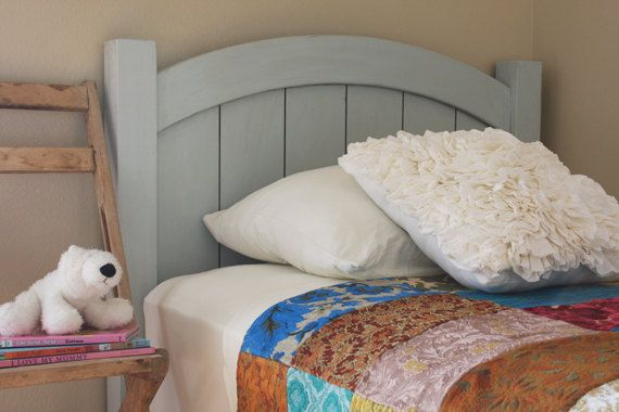 Twin Bed Headboard Woodworking Plans by irontimber on Etsy, $10.00