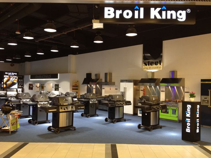 DYNAMIC Centrum Grilla / Sklep Broil King w C.H. Gemini Park w Bielsku Białej