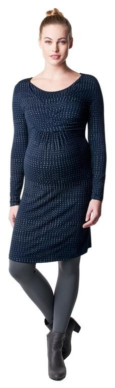 Vestido premamá y lactancia Elias [50533] - 69,95€ : Tienda premamá online. Moda prenatal para embarazadas y ropa interior para embarazo y lactancia., Demamis.com