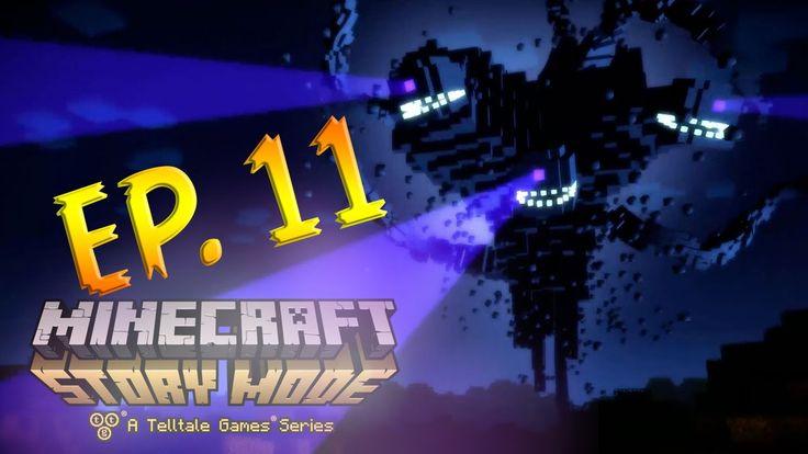 Minecraft Story Mode #11 Эпизод 4