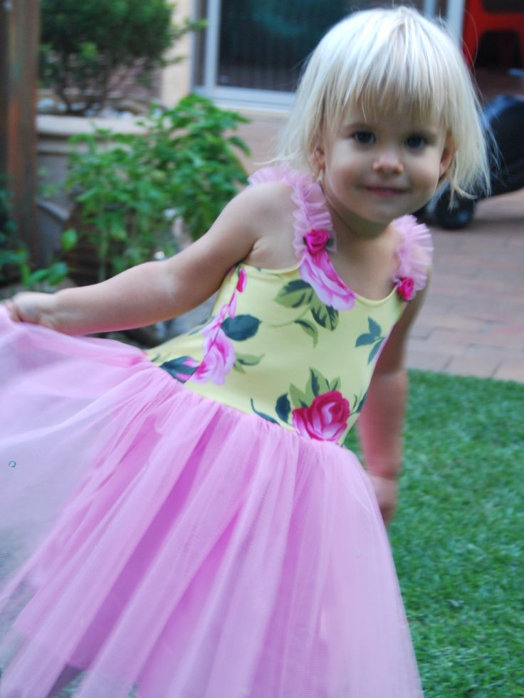 Flower princess Ella