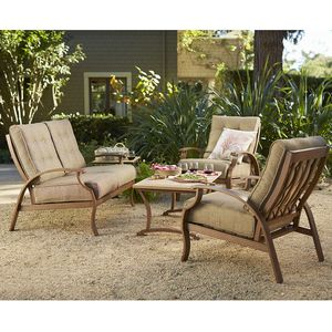 Wonderful Catalina 4 Piece Seating Set   STILL AVAILABLE!