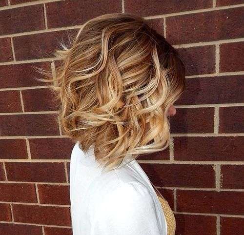 brown+blonde+curly+bob