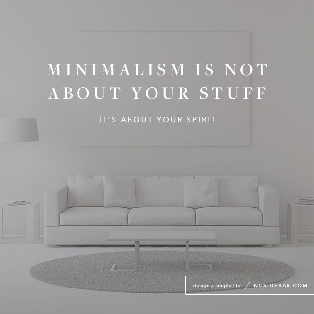 10 Benefits of Minimalism