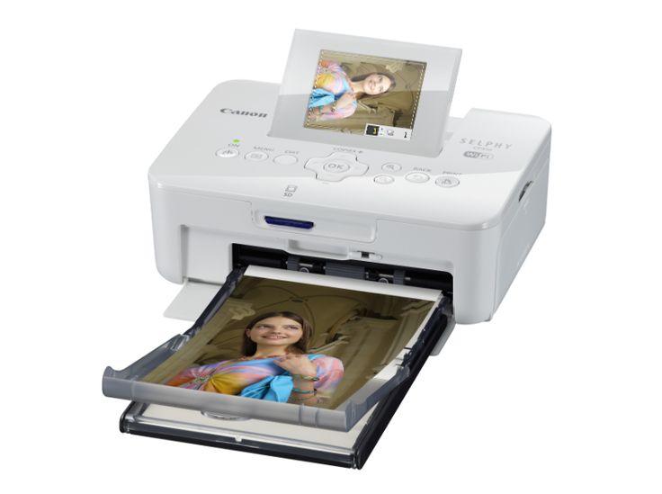 CANON Selphy CP910 fehér kompakt fotónyomtató - compact photo printer