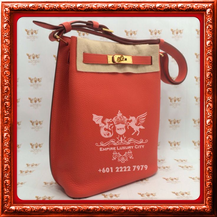 ELC RED ALERT! RARE LIKE NEW HERMES SO KELLY 22 CAPPUCINE TOGO STAMP P GOLD HARDWARE. WHAT A HOT GORGEOUS RED BABE!!  ✅www.facebook.com/empireluxurycity  And us in Instagram, Wechat, Twitter, Line, Flickr, Tumblr, Foursquare & Pinterest ☎️ Careline +60122227979  Whatsapp/LINE/WeChat/Viber   empireluxurycity
