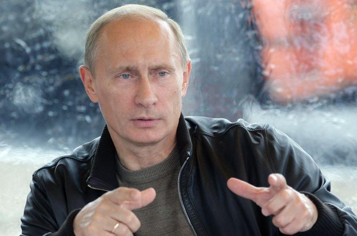 Vladimir Putin: The New World Order Worships Satan