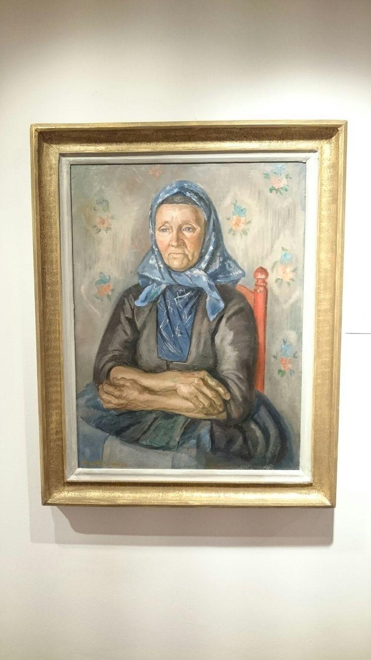 Stien Eelsingh,  Staphorster vrouw,  1943