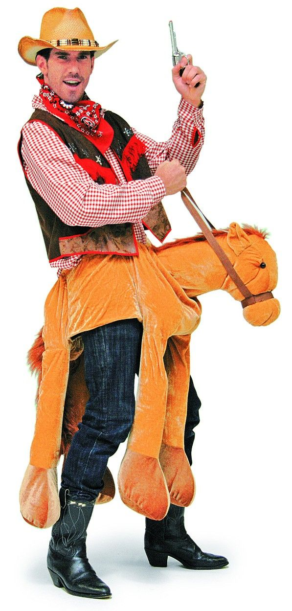 Paard - Beestenboel - Heren - Hendriks Carnaval