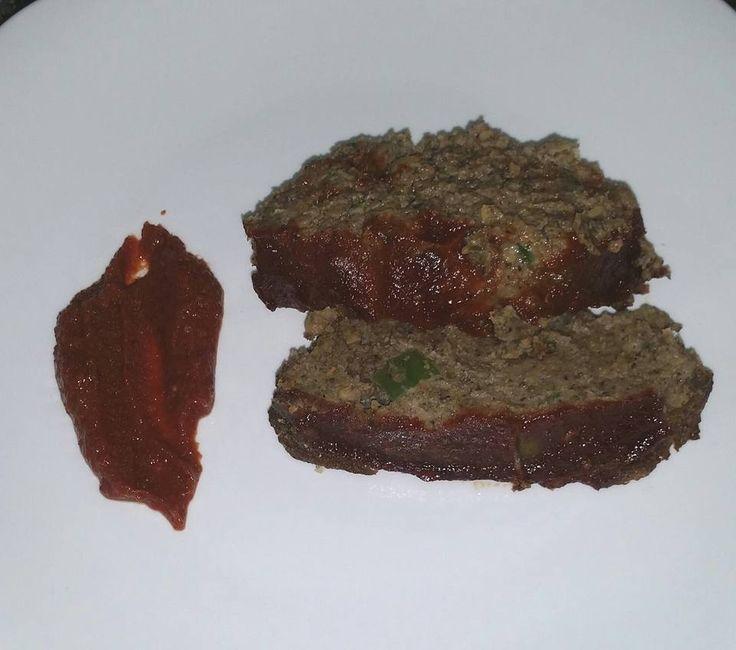 Alkaline Meatloaf