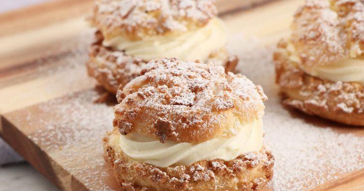 Här hittar du Teas recept på vaniljkräm >>