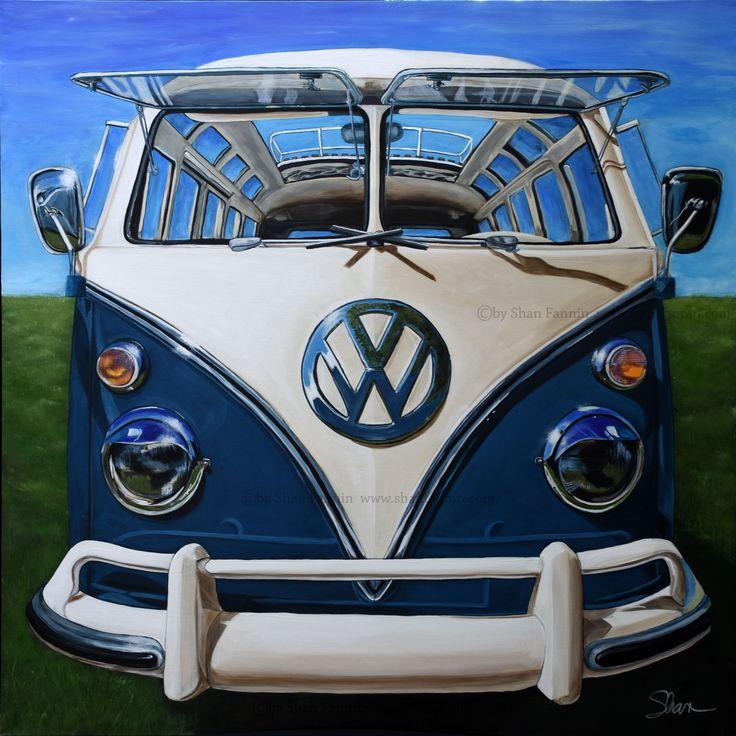 """1967 Volkswagen Samba Bus"""
