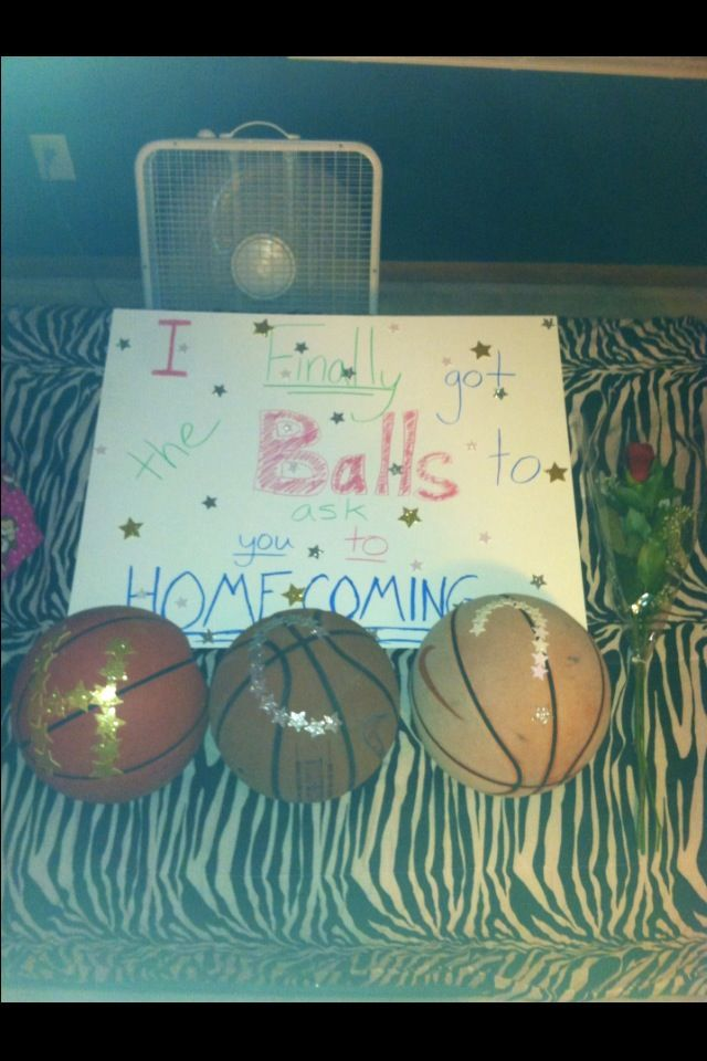 Cute simple ways to ask a girl to prom