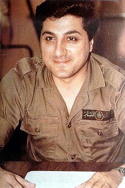 Bashir Gemayel (1947 - 1982) Assassinated while president-elect of Lebanon