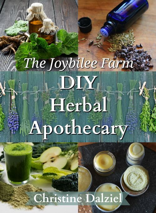 5 Days to your backyard herbal apothecary