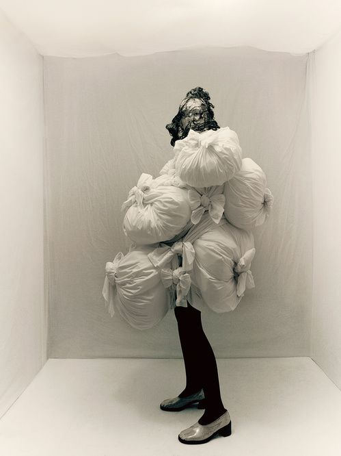 Rei Kawakubo for Vogue Paris http://en.vogue.fr/fashion/profile/diaporama/rei-kawakubo-for-vogue-paris/38215