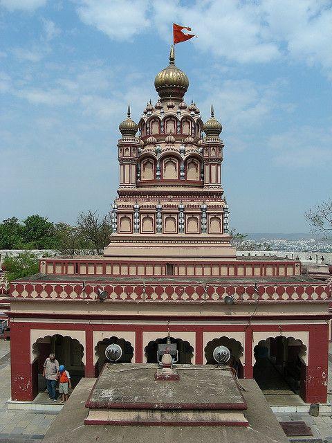 Parvati Hill Temple - Pune, India