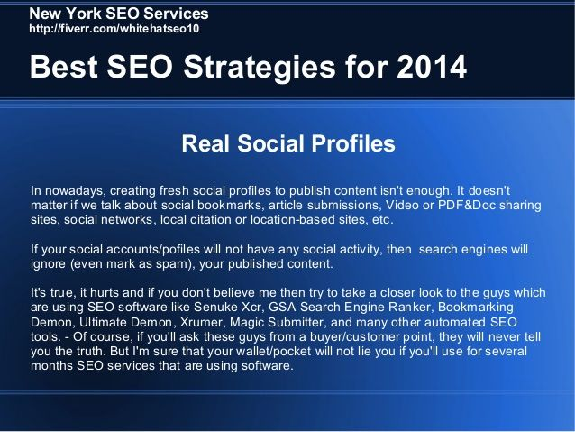 Trying to get The Best SEO Strategies for 2014? #SEO #Strategy #SEOStrategy #SEOStrategy2014 #NewYork #NYC