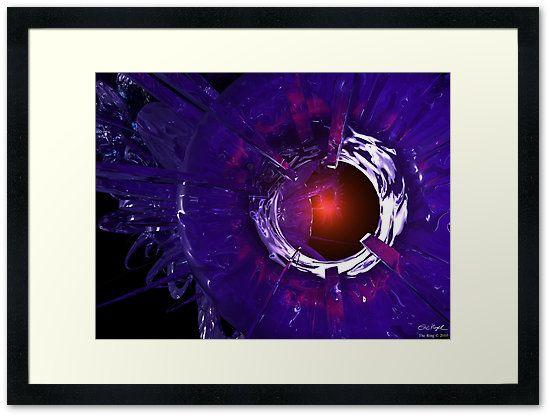 The Ring by Eric Nagel. #Home #Decor #Wandgestaltung #Kunst #meer #Art #Bild #wandbild #Galerie #Foto #digital #art #poster #interior #Design #dekoration #EricNagel