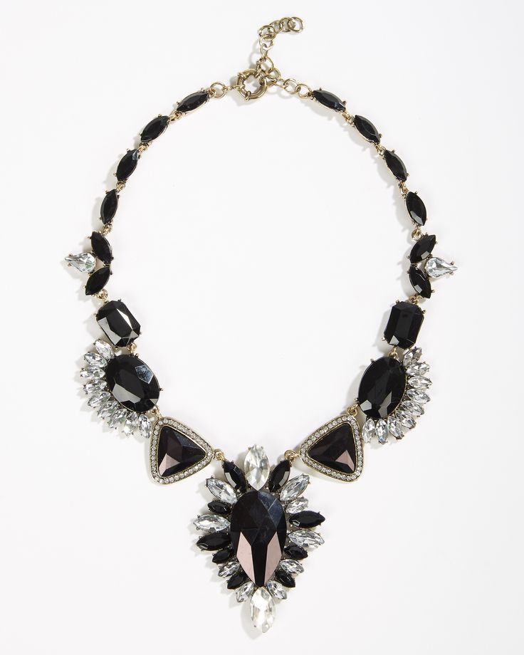 Black Triangles Necklace - Atterley Road