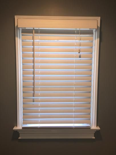 17 Best Ideas About Faux Wood Blinds On Pinterest Plantation