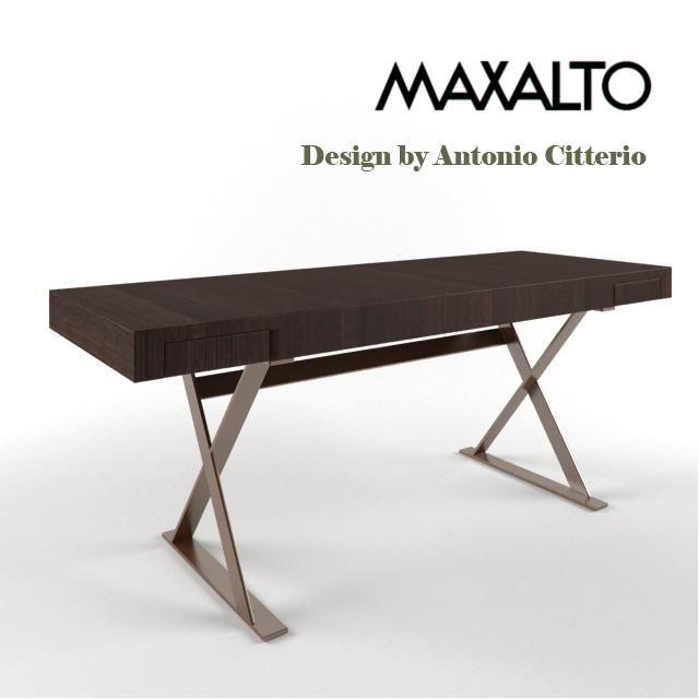 Maxalto Max 3d Pinterest Desks