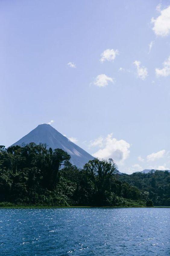 Lake Arenal, Guanacaste Province, Costa Rica