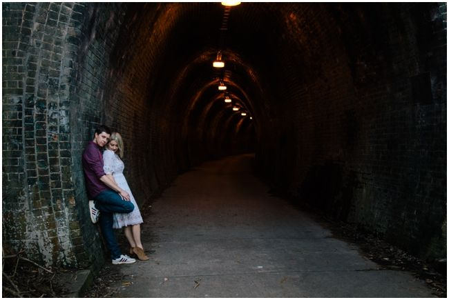 Tunnel of Love by Margan Photography