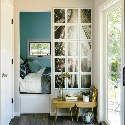 13 ways to decorate with unconventional art faux windowwindow walltiny