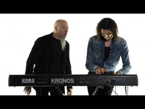 Jordan Rudess & Marco Parisi Perform on The New Kronos (Part 1) - YouTube