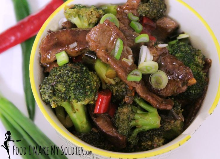 Beef and Broccoli - Primal and Gluten Free! Click for this recipe and other delicious recipes without the guilt...