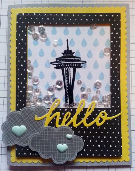 27 best papercrafts seattle wa pnw images on pinterest for Impress cards and crafts