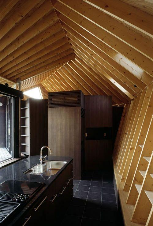 The Seashore Shell House by Takeshi Hirobe Architects