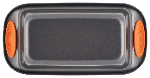 Rachael Ray - Yum-o! 2-Piece Meatloaf Pan - Gray/Orange, 57655