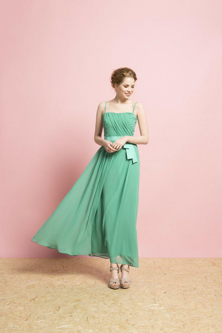 Kolekcja wiosna/lato 2014 #moda #kolekcja #lato #wiosna #wiosna-lato 2014 #SS2014 #danhen #lookbook #wesele #elegancja #klasyka #zieleń #emerald #maxi #długa suknia