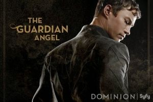Dominion - I mostly watch because of him!