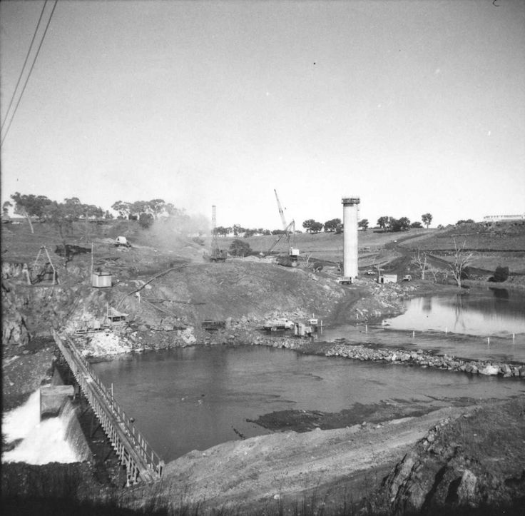 Eppalock Construction