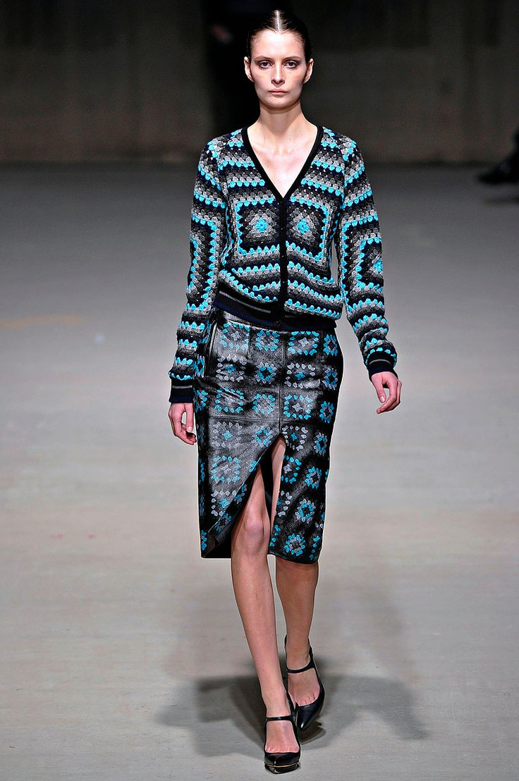 Christopher Kane Fall 2011 RTW - Review - Vogue