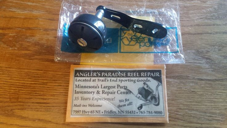 Reel Parts and Repair 178885: Shimano Reel Repair Parts (Handle Tranx 300 Or 400) -> BUY IT NOW ONLY: $41.95 on eBay!