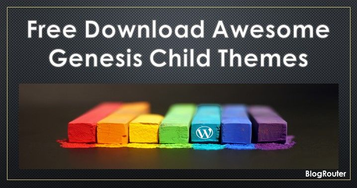 Looking for which wordpress theme is used at ShoutMeLoud.com? Here is your answer and also the Genesis child theme used there.