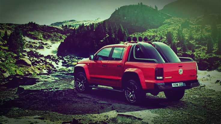 volkswagen amarok for sale 2014 Volkswagen Amarok Canyon Limited Edition